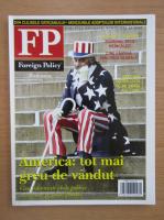 Anticariat: Revista Foreign Policy, noiembrie-decembrie 2008