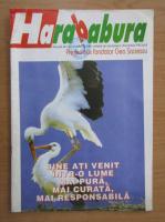 Anticariat: Revista Harababura, 1991