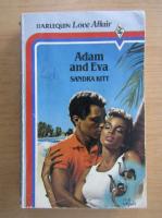 Anticariat: Sandra Kitt - Adam and Eva