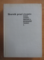 Anticariat: Sbornik praci. Vyzkumneho ustavu zvukove, obrazove a reprodukcni techniky (volumul 1)