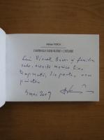 Anticariat: Adrian Voica - Distihuri respirand catrene (cu autograful autorului)