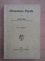 Anticariat: Arthur Haas - Elementare Physik