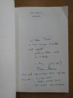 Anticariat: Bianca Marcovici - Amprente (cu autograful autorului)