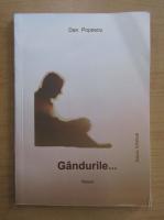 Anticariat: Dan Popescu - Gandurile