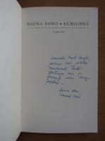 Anticariat: Doina Doru - Echilibru (cu autograful autoarei)
