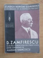 Anticariat: Duiliu Zamfirescu - Romanul Comanestenilor, volumul 2. Tanase Scatiu