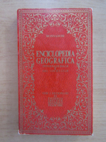 Anticariat: Enciclopedia geografica. Internazionale e dei cocktails, volumul 4