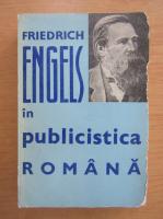 Anticariat: Friedrich Engels in publicistica romana