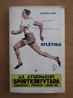 Anticariat: Gaspar Jeno - Atletika