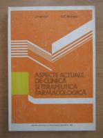 Anticariat: I. Triandaf - Aspecte actuale de clinica si terapeutica farmacologica