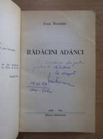 Anticariat: Ioan Neamtu - Radacini adanci (cu autograful autorului)