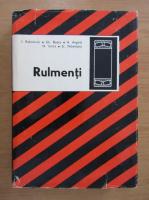 Iosif Rabinovici - Rulmenti