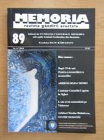 Anticariat: Memoria. Revista gandirii arestate, nr. 4 , 2014