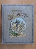 Anticariat: Miguel de Cervantes Saavedra - Don Quixote von La Mancha