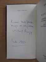 Anticariat: Mihail Straje - Dictionar de pseudonime (cu autograful autorului)