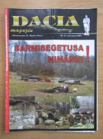 Anticariat: Revista Dacia, nr. 41, martie-aprilie 2007