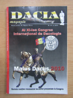 Anticariat: Revista Dacia, nr. 63, mai 2010
