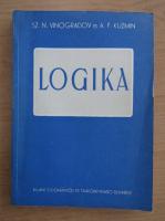 Anticariat: Sz. N. Vinogradov - Logika
