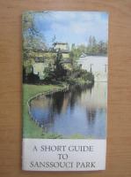 Anticariat: A Short Guide to Sanssouci Park