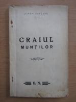 Anticariat: Avram Partanu - Craiul muntilor. Poem eroic