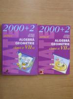 Anticariat: Dan Branzei - Algebra, geometrie. Clasa a VII-a (2 volume)