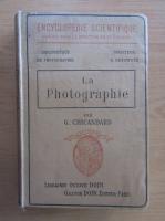 G. Chicandard - La photographie