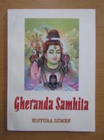 Anticariat: Gheranda Samhita