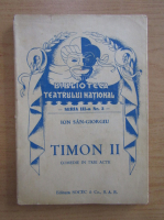 Anticariat: Ion San Giorgiu - Timon II