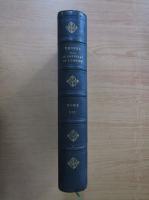Anticariat: M. A. Thiers - Histoire du Consulat et de L'Empire (volumul 8)