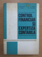 Anticariat: Mircea Boulescu - Control financiar si expertiza contabila