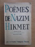 Nazim Hikmet - Poemes