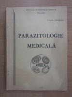 Anticariat: Olga Simionescu - Parazitologie medicala