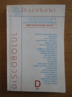 Anticariat: Revista Discobolul, anul X, nr. 118-119-120, octombrie-noiembrie-decembrie 2007