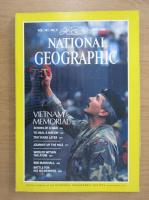 Revista National Geographic, vol. 167, nr. 5, mai 1985