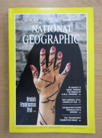 Revista National Geographic, vol. 168, nr. 4, octombrie 1985