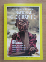 Revista National Geographic, vol. 172, nr. 2, august 1987
