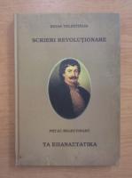 Anticariat: Rigas Velestinlis - Scrieri revolutionare