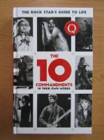 Anticariat: The 10 commandments