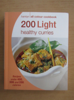 Anticariat: 200 Light healthy curries