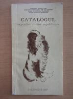 Anticariat: Catalogul expozitiei canine republicane