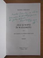 Anticariat: Daniel Craciun - Zile si nopti in Wanamotu (cu autograful autorului)