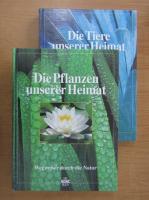 Anticariat: Die Pflanzen unserer Heimat. Die Tiere unserer Heimat (2 carti)