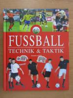 Edward Ensor - Fussball. Technik and taktik