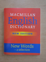 Anticariat: Macmillan english dictionary
