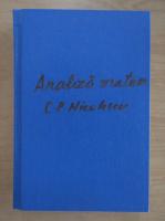 Madalina Georgia Nicolescu - Analiza matematica