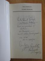 Mihai Prepelita - Altarul muzelor (volumul 7, cu autograful autorului)