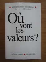 Ou vont les valeurs?