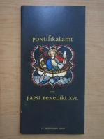 Anticariat: Pontifikalamt mit Papst Benedikt XVI