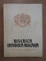 Anticariat: Revista Biserica Ortodoxa Romana, nr. 3-4, martie-aprilie 1989