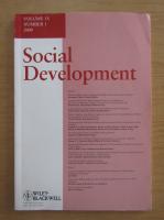 Anticariat: Social Development, volumul 18, nr. 1, 2009